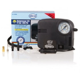 Автомобильный компрессор Alca Turbo (Турбо)